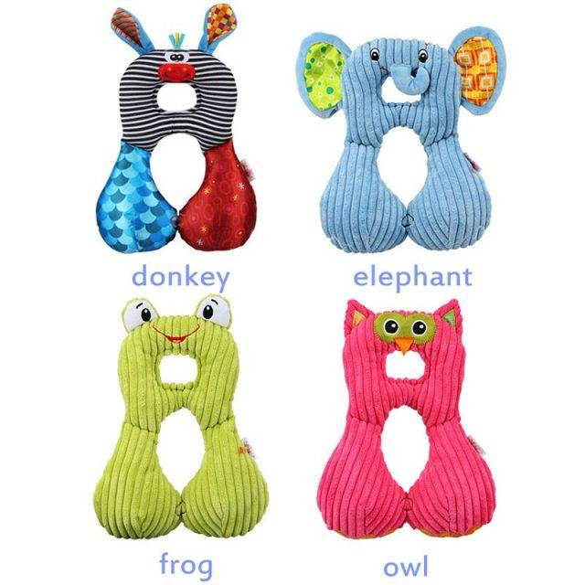 Cute Animal Shaped Baby's Pillows