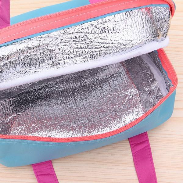 Portable Oxford Thermal Cooler Bag for Women