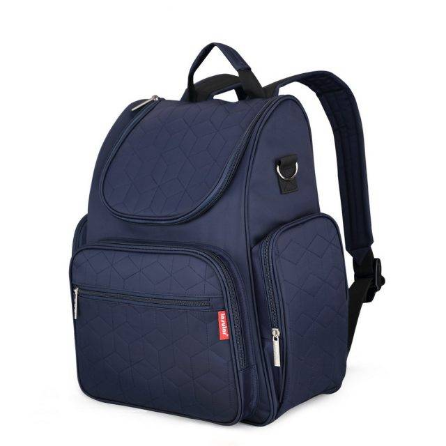 Women's Elegant Diaper Backpack