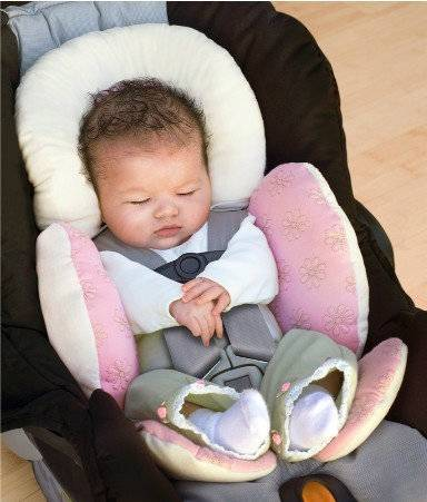 Baby's Thermal Insulation Car Seat