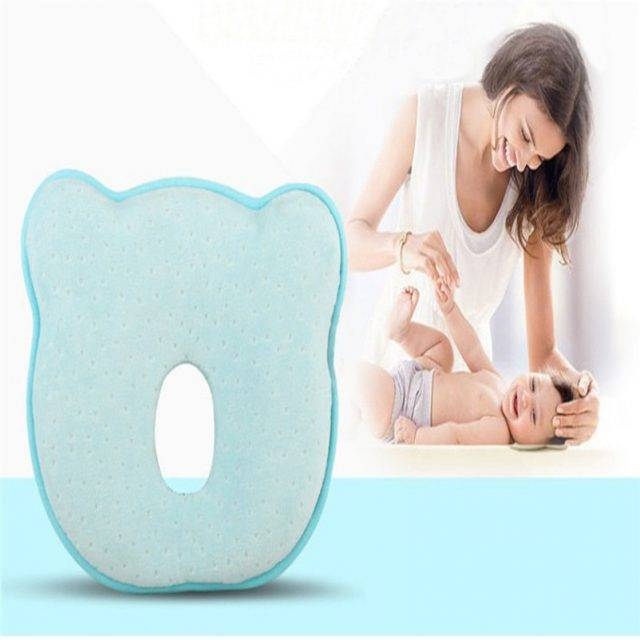 Soft Baby's Protection Pillow