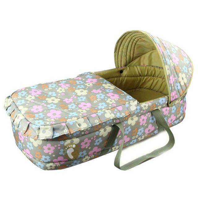 Cute Comfortable Baby Cribs