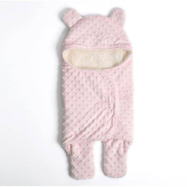 Cosy Warm Soft Fleece Sleeping Bag