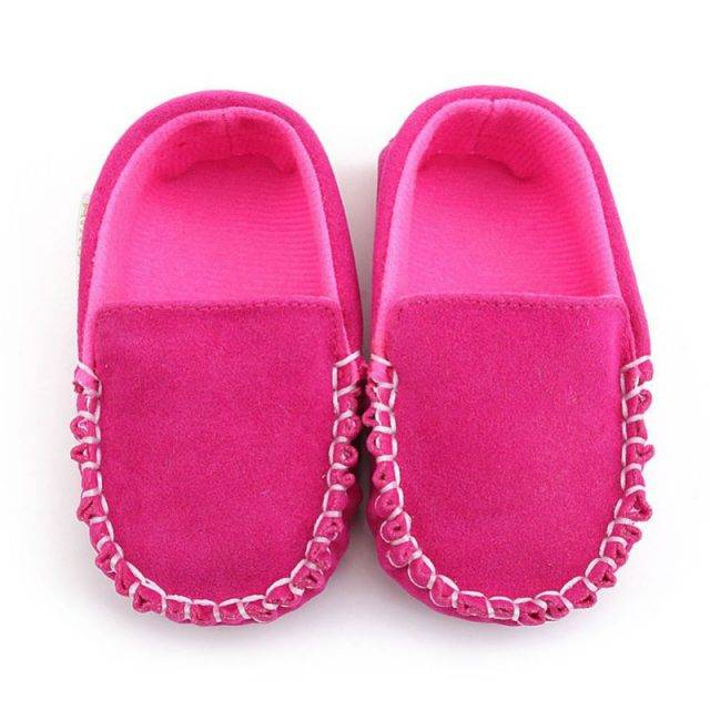 Newborn's First Walkers Baby Moccasin
