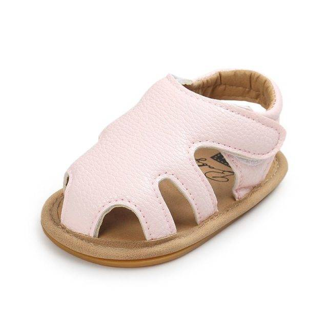 Cute Summer Casual Leather Baby Girl's Sandals