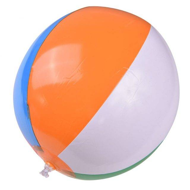 Cute Inflatable Colorful Kid's Pool Ball