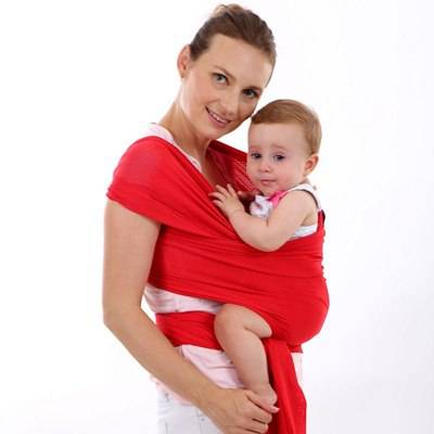Breathable Soft Cotton Baby Slings
