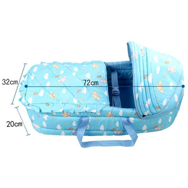 High Quality Cosy Warm Portable Baby Crib