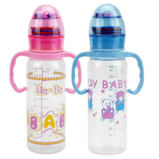 Eco-Friendly Baby Feeding Bottle