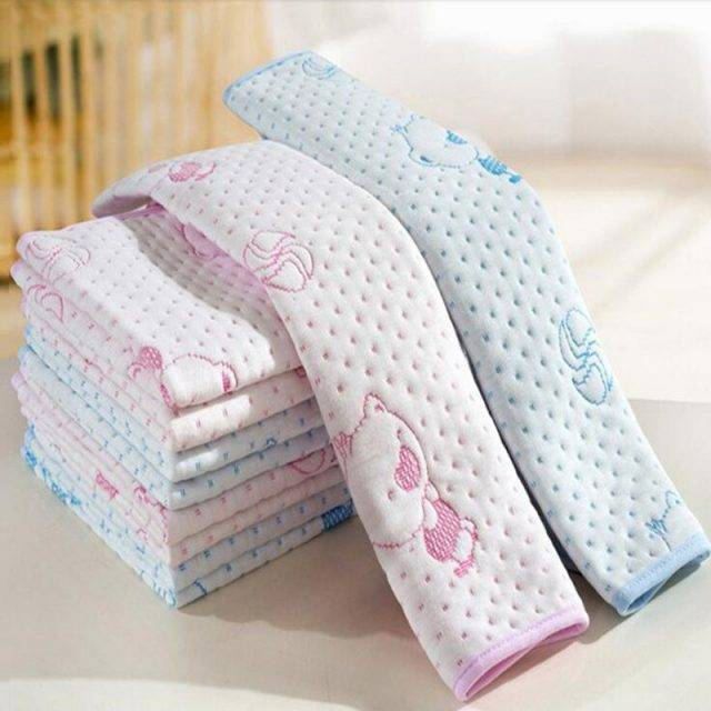 Useful Convenient Waterproof Cotton Nappy Changing Mat