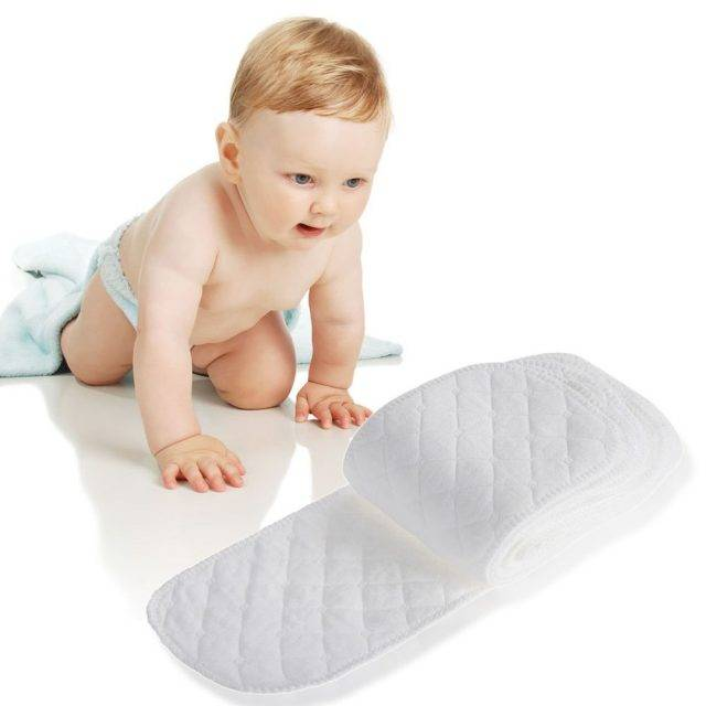 Reusable Diaper Inserts 10 pcs/set