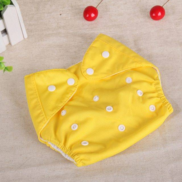 Reusable Soft Adjustable Baby Nappies