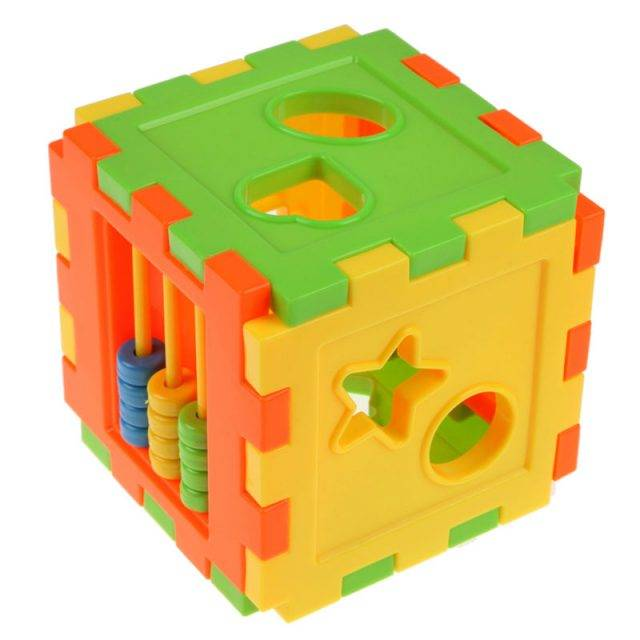 Baby Magic Cube Puzzle Toy