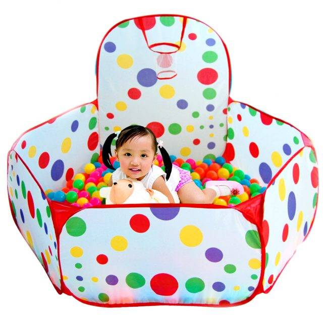 Folding Portable Baby Playpens