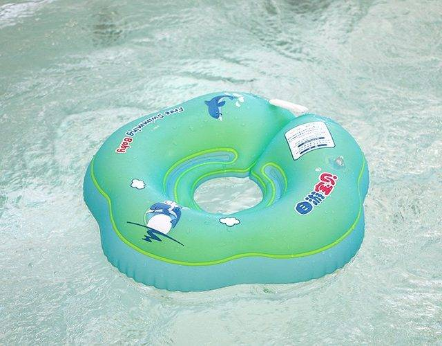 Baby's Swimming Inflatable Neck Ring