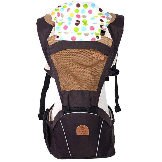 Cute Convenient Safe Ergonomic Baby Carrier