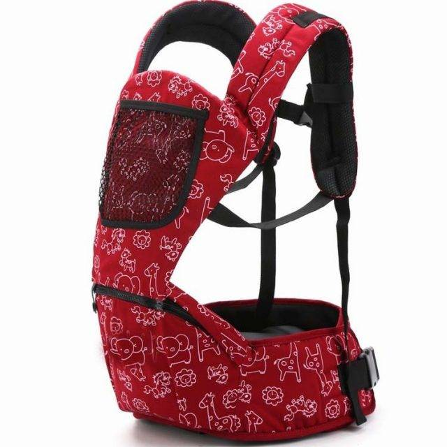 Convenient Ergonomic Adjustable Cotton Baby Carrier