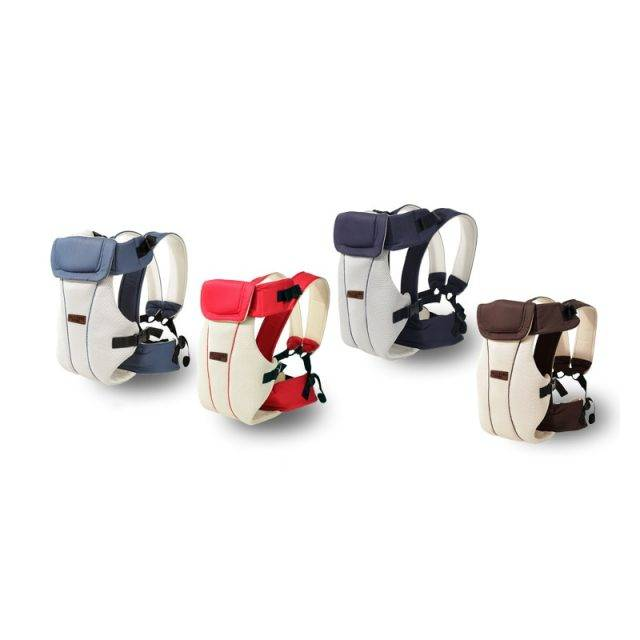 Convenient Adjustable Stretchy Cotton Baby Carrier
