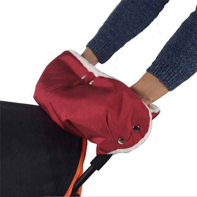Waterproof Hand Warmer for Baby Strollers