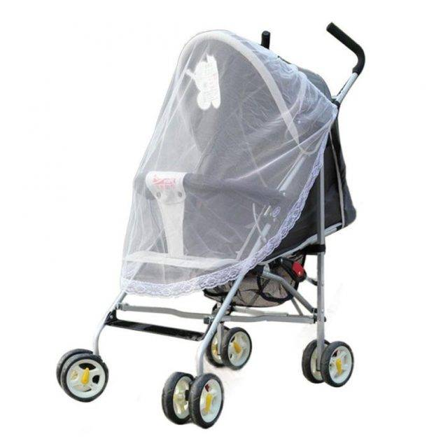 Universal Mosquito Net for Carriage