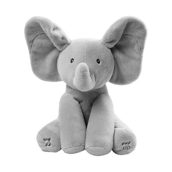 Peek-A-Boo Elephant Toy