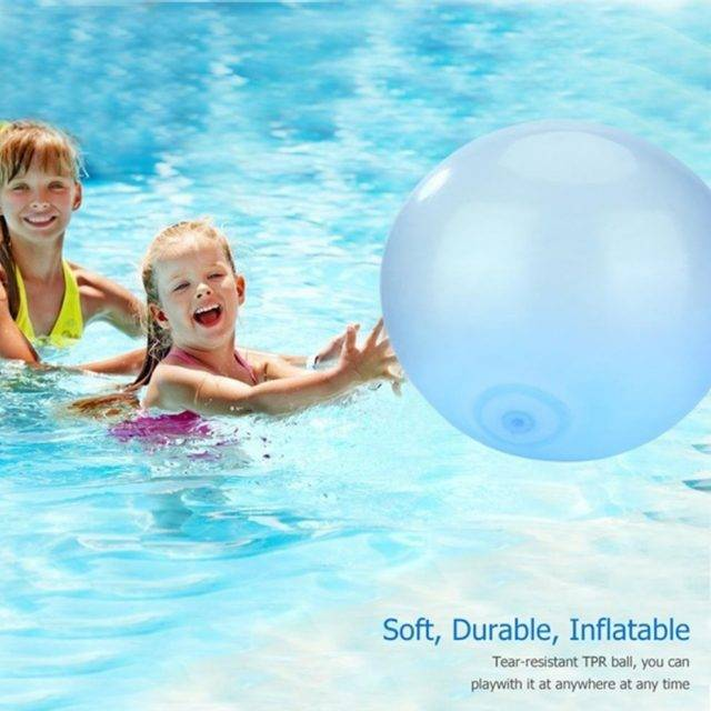 Indestructible Bubble Ball